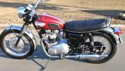 1968 Triumph Bonneville -4700 USD-
