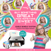 Searching for Edible Printer Bundle System?