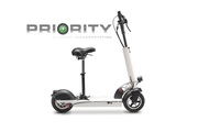 Luxurious Four Wheeled Big Sized Dual Seat Scooter