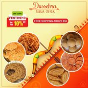 DesiAuthentic's DUSSEHRA MEGA OFFER is here!