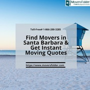 Find Movers in Santa Barbara & Get Instant Moving Quotes